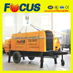 Trailer Concrete Pump for Sale pictures & photos
