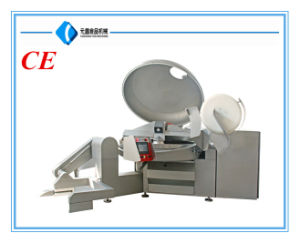 Quality Meat Bowl Cutter Machine/ Vacuum Bowl Cutter/ Meat Cutting Machine pictures & photos