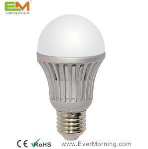 5W E27 No Strobing Effect Aluminium LED Bulb