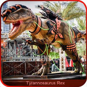 Decoration Outdoor Alive Animatronic Dinosaur Replica pictures & photos