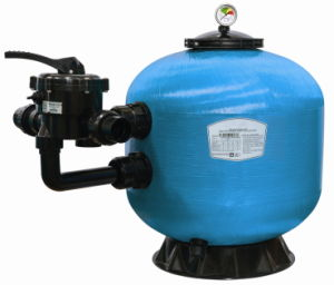 Plastic Tank with Fiberglass Sidemount Sand Filter for Swimming Pool pictures & photos