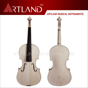 European Advanced Violin, Unfinished White Violin, Unvarnished Violin (KVE302W) pictures & photos
