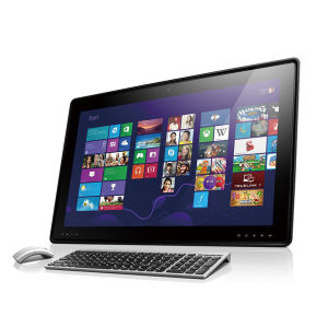 27′′ LED Core I5 1tb Windows8 All in One Computer