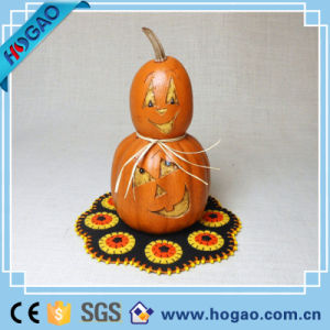 Unique Customized Resin Pumpkin for Halloween Decoration pictures & photos