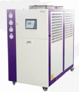 Water-Cooled Chiller for Plastic Production pictures & photos