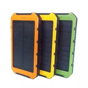 Solar Power Bank Charger USB 20000mAh Mobile Portable Charger pictures & photos