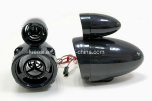 Motorcycle Alarm System MP3 Audio with Twin-Speaker pictures & photos