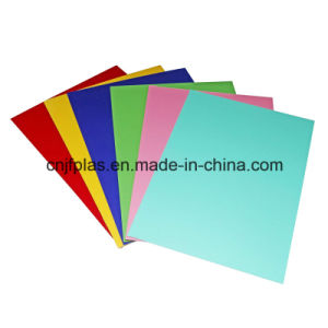Laminate HIPS Sheet for Advertising Printing and Thermoforming pictures & photos