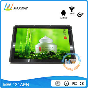 Android 13.3 Inch LCD Digital Advertising Player with WiFi 3G 4G pictures & photos