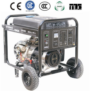 Made in China 6kVA Key Start Honda Gasoline Generator Set (BK6500) pictures & photos