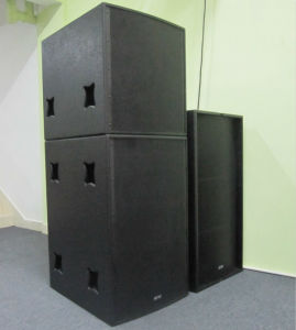 12 Inch Professional Stereo Speaker (Xi-12MHA) pictures & photos