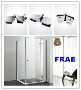 Rectangular Hinge Bathroom Cabin Bathroom Door Screen pictures & photos