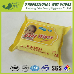 25PCS Baby Cleaning Wet Tissue pictures & photos