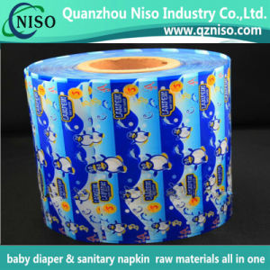 Plastic PP Frontal Tape for Baby Diaper Making pictures & photos