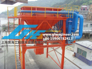Dust Catcher Hopper for Coal Sand pictures & photos