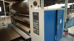 Corrugated Paperboard Making Plant Series Duplex Gluing Machine pictures & photos