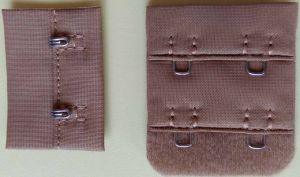 Bra Hook and Eye Tape Accessories -4 Stitches New Design pictures & photos