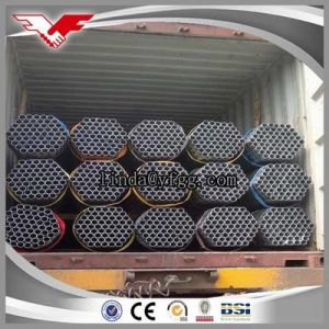 Youfa Brand Good Qaulity Hot DIP Galvanized Carbon Steel Pipe pictures & photos
