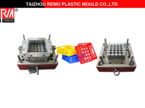 Plastic High Quality Transportation Box Mould pictures & photos