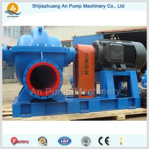 Double Suction Centrifugal Split Case Pump 40 M Head Discharge Flow Electric Water Pump pictures & photos