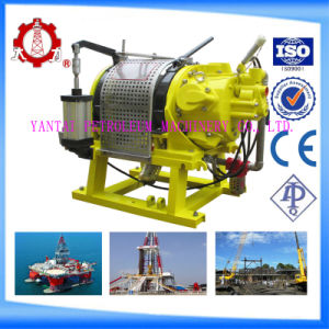 Heavy Cargo Air Winch with 50kn Pull Force pictures & photos