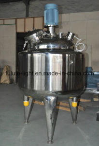 Stainless Steel Cosmetic Mixer Tank pictures & photos