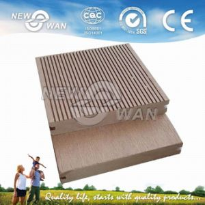 Hot Sale Waterproof Composite Decking Plastic Wood (NWPC-1121) pictures & photos