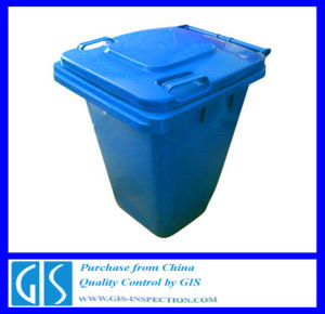 Professional Pre-Shipment Inspection -Garbage Bin pictures & photos