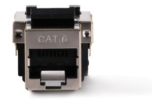 Ce Certificate CAT6 Shielded Keystone pictures & photos