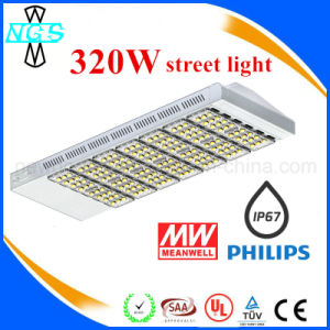 30W--300W LED Aluminum Street Light with Philip Chip and Meanwell Driver pictures & photos
