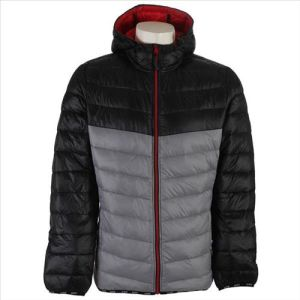2016 Men′s Active Demand Padded Down Custom Snow Jackets pictures & photos