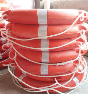 Solas Med Approval High Quality Hard PU Life Buoy / Life Ring pictures & photos