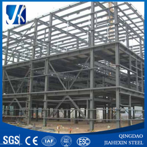 Light Pre Fabricated Galvanized Steel Construction Workshop pictures & photos