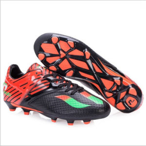 Sports Soccer Shoes Firm Ground Football Boots for Men (AK11701-1D) pictures & photos