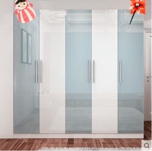 High Gloss Wardrobe with Different Style of Doors pictures & photos
