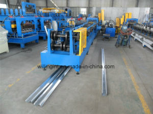 1.5-3.0mm C Z Changeable Steel Strip Purlins Punch Making Machine pictures & photos