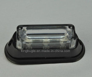 White Color LED Warning Light Head (SL623-S white) pictures & photos