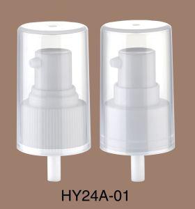 Aluminium Cosmetic Bottle Pump pictures & photos