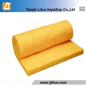 3.8cm Thinkness Strong Aluminio Foil Glass Wool Roll pictures & photos
