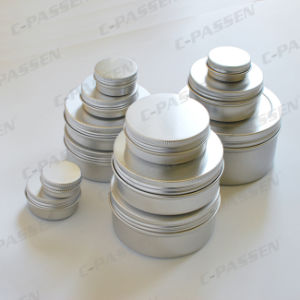 Customize Aluminum Jar for Cosmetic Packaging (PPC-AJ-001) pictures & photos