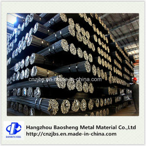 ASTM Deformed Steel Bar Steel Rebar Iron Rods for Construction pictures & photos