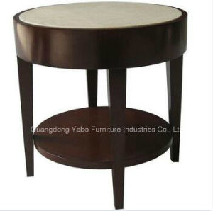 Wooden Furniture Round Coffee Table pictures & photos