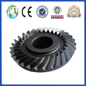 Crown Wheel Pinion Steering Bevel Gear Truck Part pictures & photos