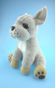 Stuffed Sitting Animal Plush Dog Toy Kids Toy pictures & photos