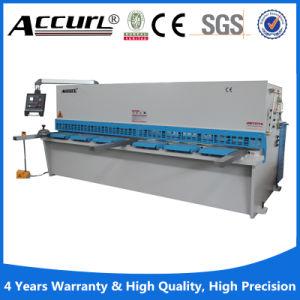 Hydraulic Cutting Machine QC12y-12*2500 E21 pictures & photos
