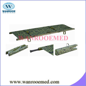 Two Foldaway Medical Stretcher pictures & photos
