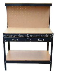 Heavy Duty Workbench with 2 Drawers (WB004-1) pictures & photos