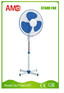 The Cheapest Hot-Sale Stand Fan with Light (FS40-007) pictures & photos