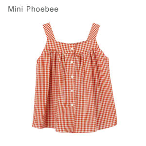Phoebee 100% Cotton Children Garment for Girls pictures & photos