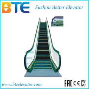 Ce Vvvf Indoor and Ordinary Escalator with 30 Degree